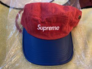 Supreme hat for Sale in Riverside, CA