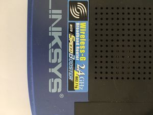 Linksys router for Sale in Bell Buckle, TN