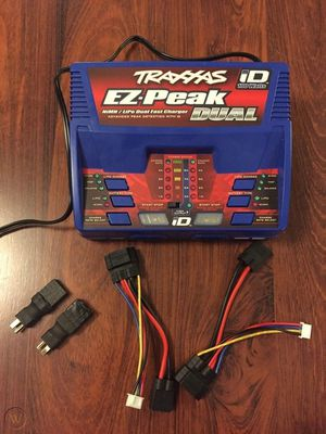 Traxxas ID EZ peak dual charger for Sale in Las Vegas, NV