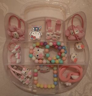 Hello kitty hair set for Sale in Los Angeles, CA