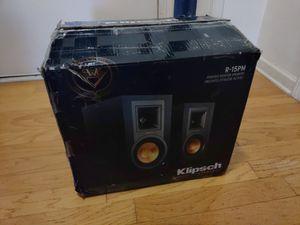 Klipsch R-15PM Speakers for Sale in Stockbridge, GA
