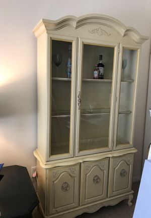 Small cabinet-2 pieces for Sale in Hudson, FL