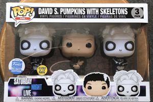 Funko Pop! David S. Pumpkins / Skeletons GITD for Sale in Oakland, CA