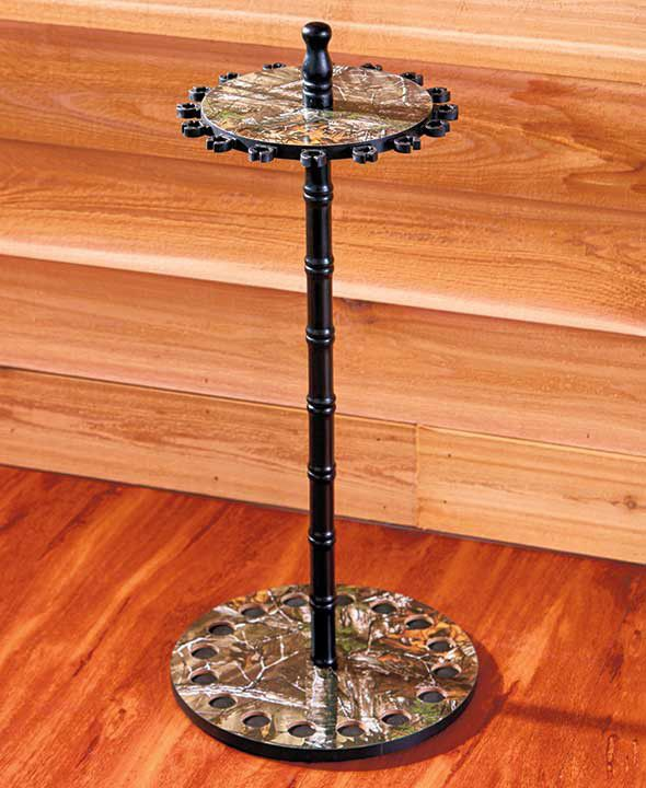 Realtree Fishing Rack Hold 16 Rods