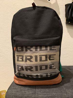 Bride Takata Black Backpack Book Bag for Sale in Pompano Beach, FL