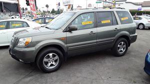 2008 Honda Pilot EX-L EZ Credit for Sale in Los Angeles, CA