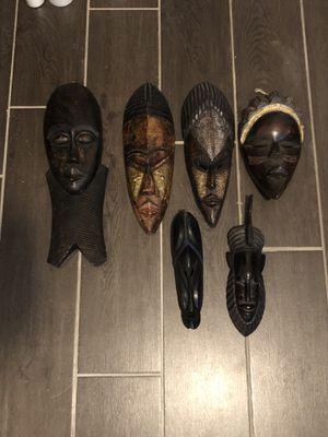 African Masks for Sale in Orlando, FL