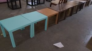 End table nightstand for Sale in Dallas, TX