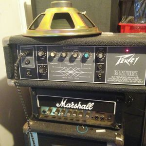 [SOLID-STATE HEADS] PEAVEY CENTURY EXTENDED RANGE FIELD HEAD!!! EXCELLENT CONDITION! for Sale in Turlock, CA