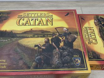 Settlers Of Catan for Sale in Montebello,  CA