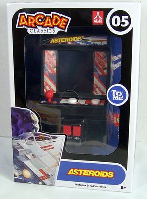 Arcade Classics - #5 Asteroids for Sale in Long Beach, CA