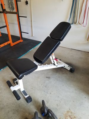 Xmark Adjustable Bench for Sale in Irving, TX