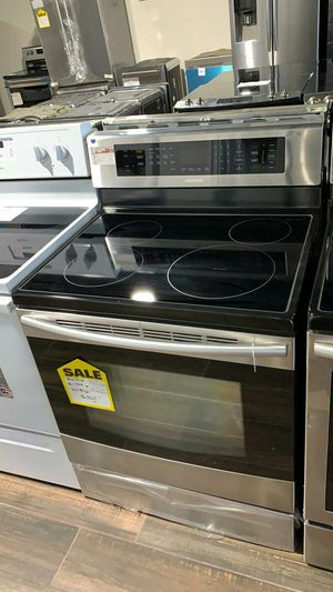 Samsung electric range Induction for Sale in Glendale, AZ