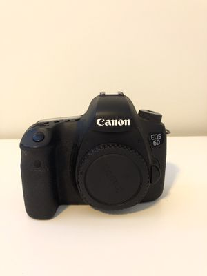 Canon EOS 6D 20.2MP Digital SLR Camera (Body Only) for Sale in Sandy, UT