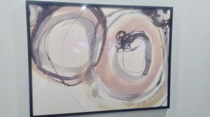 """2 New Framed Abstract Wall Art 31""""x41"""" for Sale in Philadelphia, PA"""