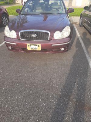 2004 Hyundai sonata 133839 miles for Sale in Canton, OH