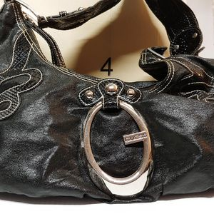 Vintage Guess Hobo Bag Purse Black for Sale in Snohomish, WA