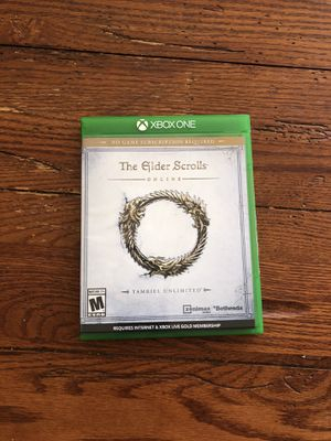 The Elder Scrolls Online for Sale in Bend, OR