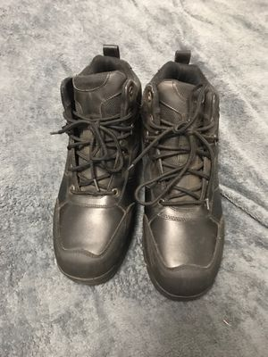 Disney world custodial work boots for Sale in Kissimmee, FL
