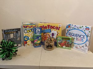 Kids and Family Games and Educational Puzzles for Sale in Waukesha, WI