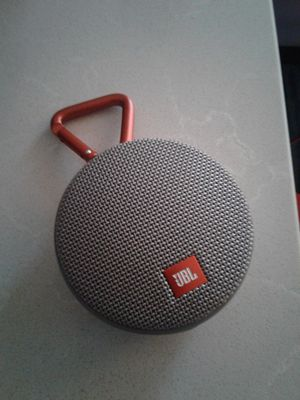 JBL CLIP2 Ultra Portable Bluetooth Speaker for Sale in Dallas, TX