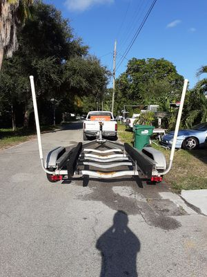 Continental trailer for 23ft or 24ft boat for Sale in SUNNY ISL BCH, FL