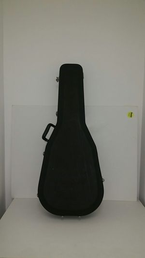 Guitar case ONLY (42 inches tall and 17 inches at the widest point) for Sale in Garden Grove, CA