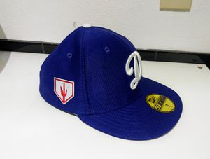 Dodgers 2019 spring training hat in size 7 $20 is the best offer ( NOT FREE ) for Sale in Downey, CA