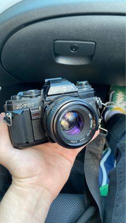 Minolta X-700 film camera for Sale in Battle Ground,  WA