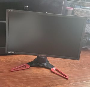 Acer Predator XB241H Gaming Monitor for Sale in Anaheim, CA