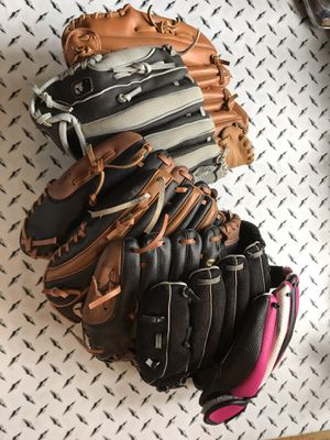 Kids Baseball Gloves for Sale in Denver, CO