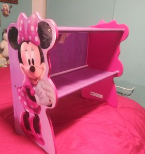 Minnie Mouse shelf for Sale in Colton, CA