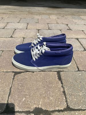 SUPREME Vans Chukka sz-10 for Sale in Willowbrook, IL