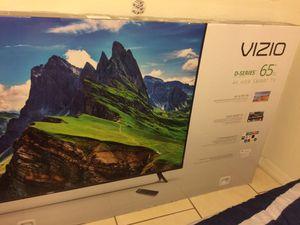 """Tv smart Vizio 65"""" New in Box for Sale in Dunnellon, FL"""