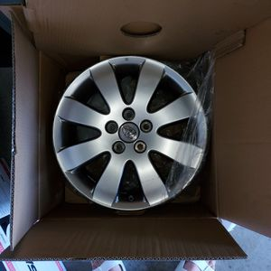17In. Alloy Rims Toyota 5Lug[25included] JDM Import Avalon Camary Luxury Touring for Sale in Rancho Santa Margarita, CA