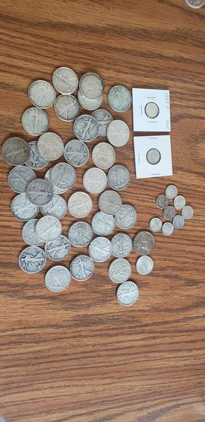 $21.75 Face Value of US 90% Silver for Sale in Aurora, OH
