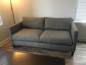 Arhaus Taylor Couch in Custom Fabric for Sale in Cleveland, OH