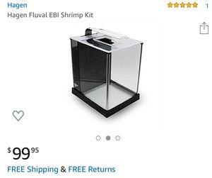 Fluval ebi 2.5 gallons, aquarium, fish tank, pecera for Sale in Los Angeles, CA
