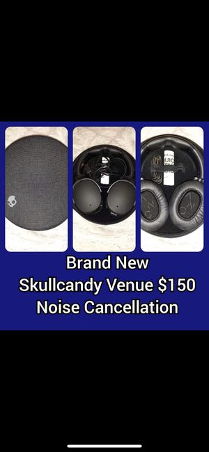 Noise cancellation headphones for Sale in Lubbock, TX