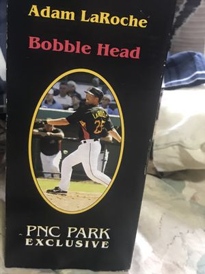 Pittsburgh pirate bobblehead for Sale in Steubenville, OH