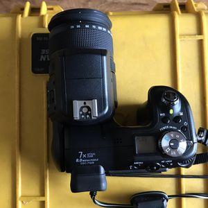 Sony DSC-f828 camera bundle for Sale in Santa Monica, CA