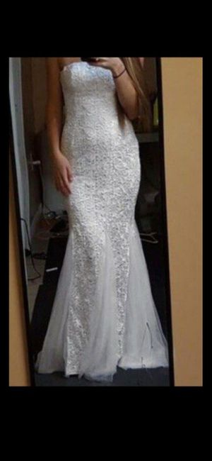 WEDDING / Evening/ PROM / Quinceanera ...etc (BRAND NEW DRESS ) for Sale in Moreno Valley, CA