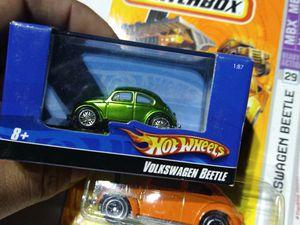 Hot wheels 1:87 Scale Micro Volkswagen bug beetle vw 68 64 58 Diecast for Sale in Norwalk, CA