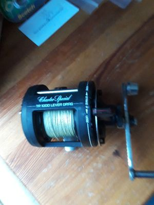 Fishing reel for Sale in Vancouver, WA