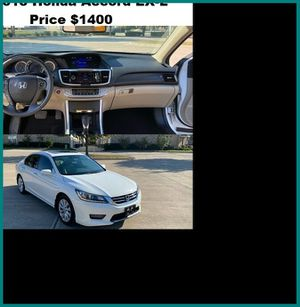 ֆ14OO_2013 Honda Accoard for Sale in Hartford, CT