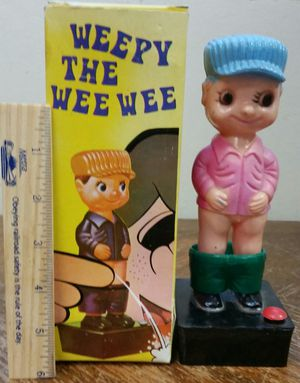 Wee wee toy for Sale in Darien, IL