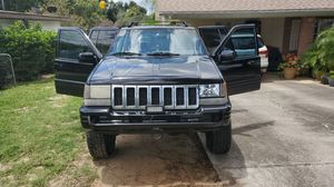1998 Jeep Grand Cherokee for Sale in Dundee, FL