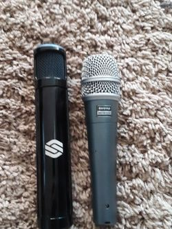 """Sure Beta 57A"" And Sterling St131 Recording Microphones for Sale in Camas,  WA"