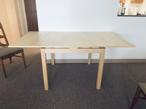 Folding Kitchen Table for Sale in Peabody, MA