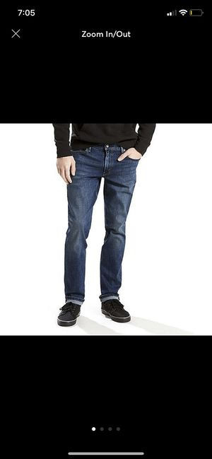 Levi's Men's 511 Slim Fit Jeans Stretch for Sale in New York, NY